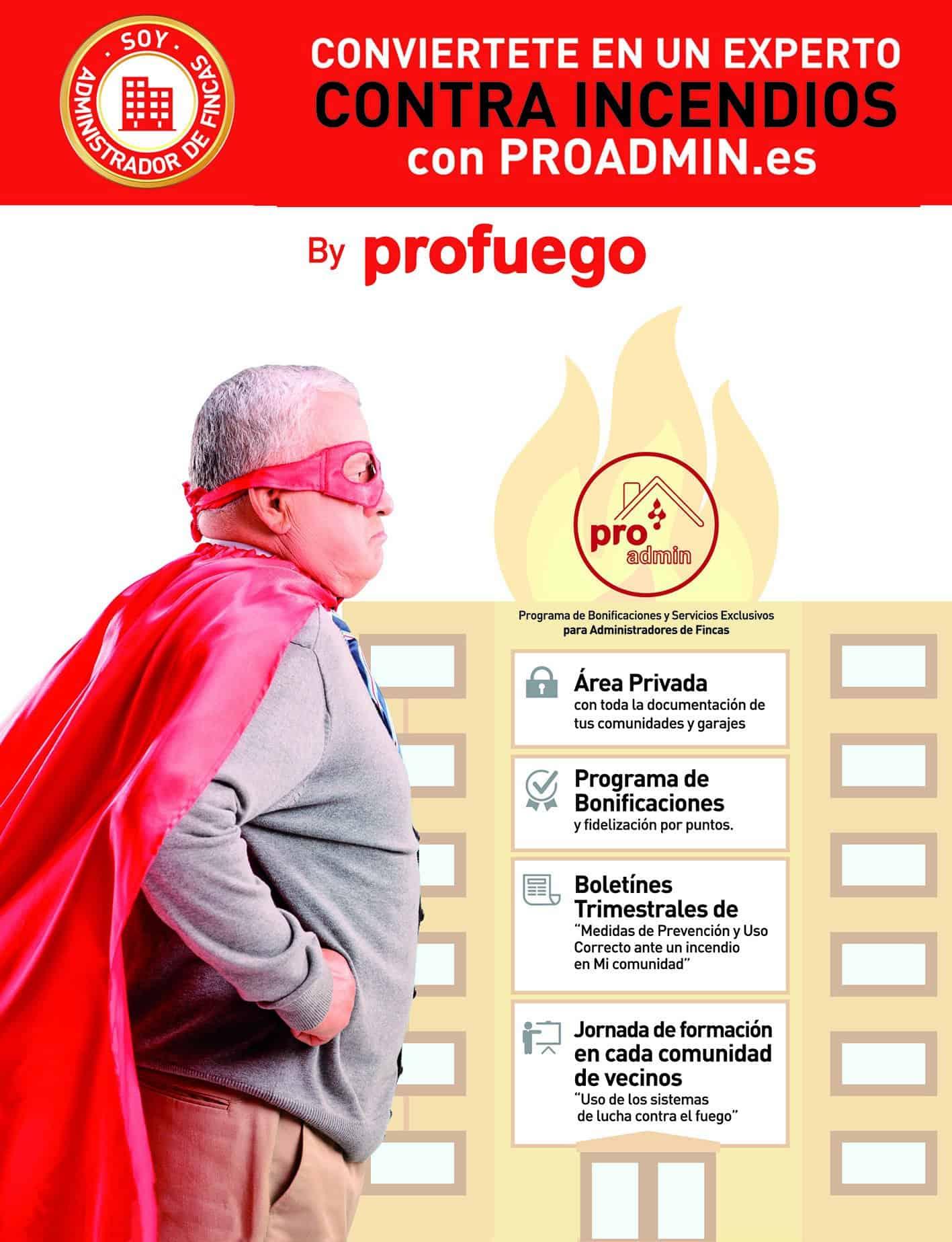 Proadmin mantenimiento extintores